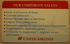 Our Corporate Values