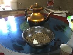 Tsampa und Buttertee