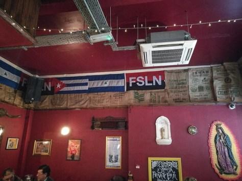 FSLN flag