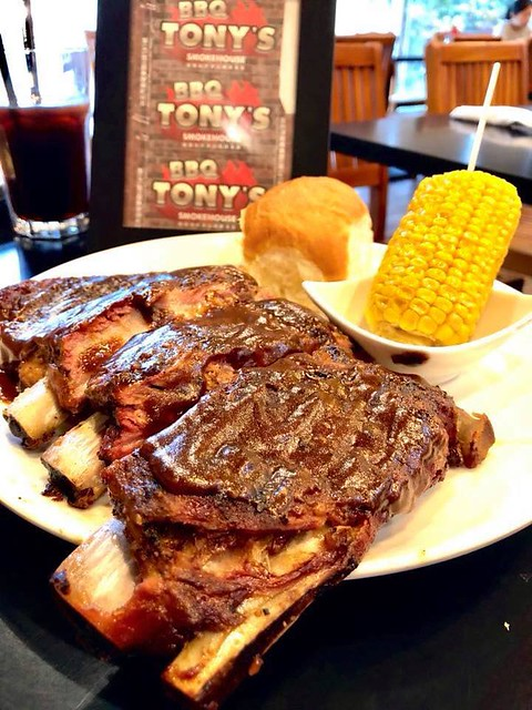 Tony's BBQ Smokehouse