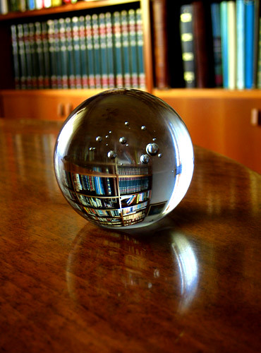 Crystal Ball, by Isobel T on Flickr