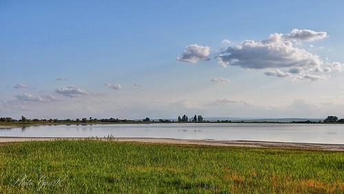 Salty lake / Szikes tó
