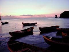 Dusk in Batanes