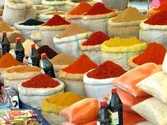 Spice market, Goreme