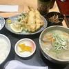 Photo:晩ご飯なう… #豊後定食 #とり天 #だんご汁 By