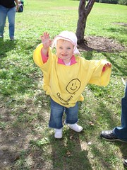 Cheerful Givers at the Walk For Justice 2006