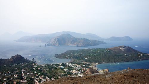 Aeolische Inseln oder Liparische Inseln