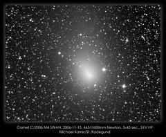 Comet SWAN 2006-11-15