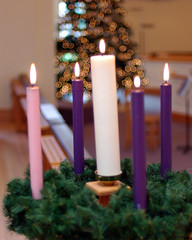 Advent Candles 22