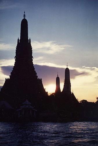 thailand bangkok wat arun por FriskoDude