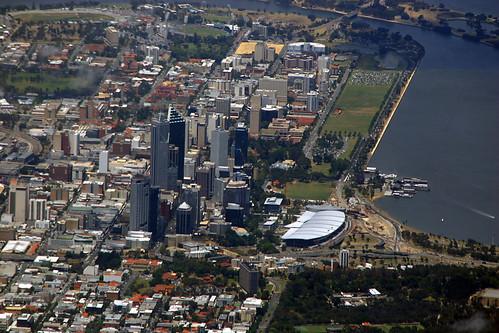 Perth, Australia by webmink