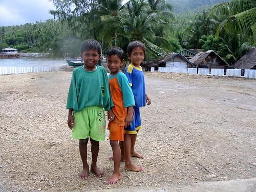Smiling Kids @ Balohan