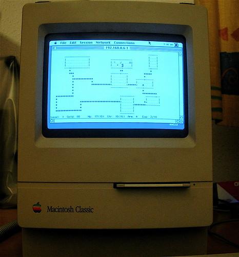 Rogue on Mac Classic