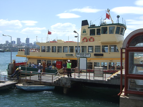 FERRY BALMAIN photo