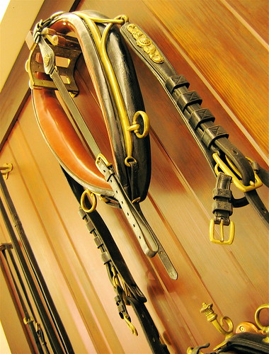 Carriage Tack, Frick Museum