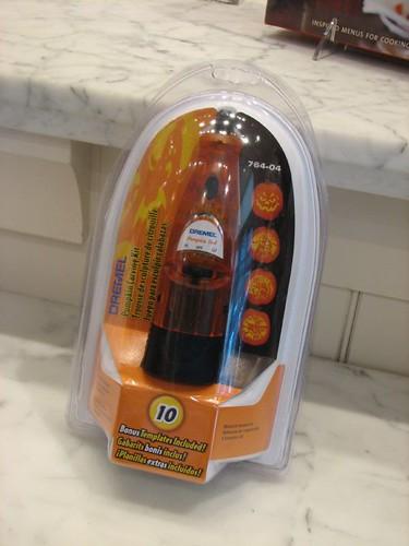 Dremel Pumpkin Tool