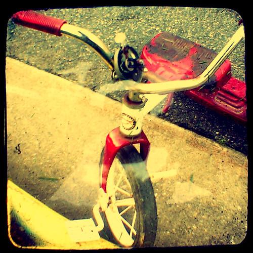 Three Wheels on Forgotten Court