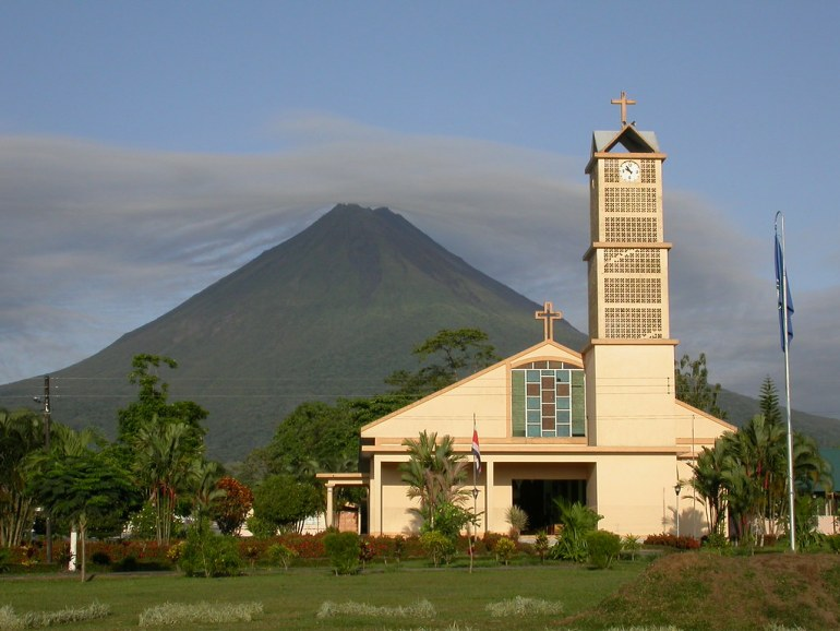 Arenal Volcano, Arenal, Costa Rica