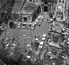 P.zza.S.Domenico Maggiore - Napoli '50