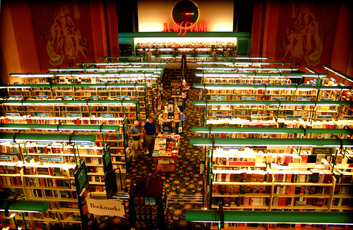 Bookstop, by Susan Batterman on flickr
