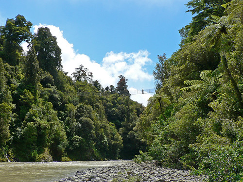 Waiohine Gorge Bridge