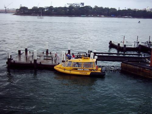 sydney taxi photo