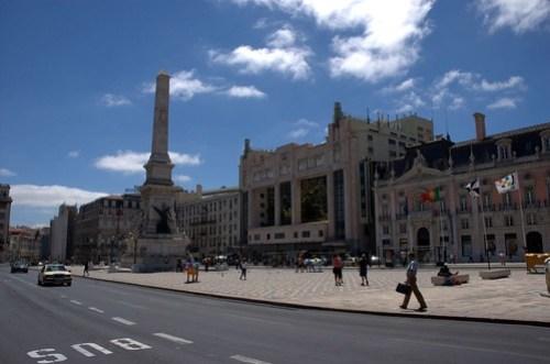 Plaza restauradores IV