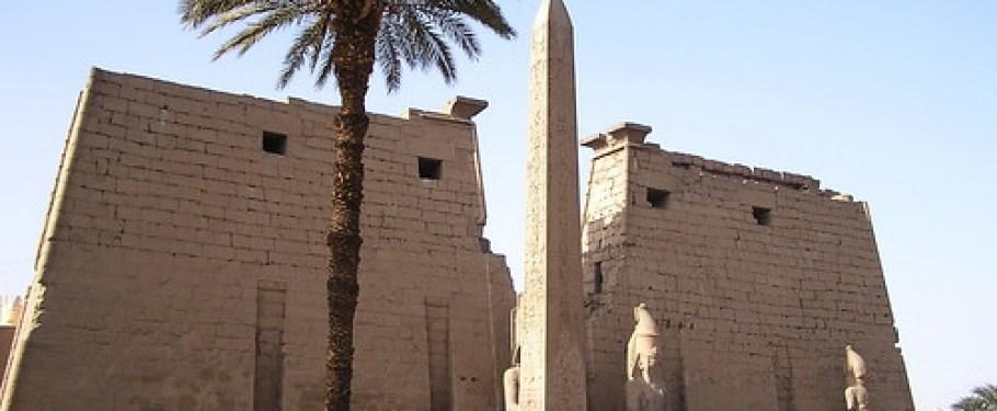 Templo de Luxor Egipto 100