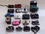 Coleção Quase Completa [cameras]