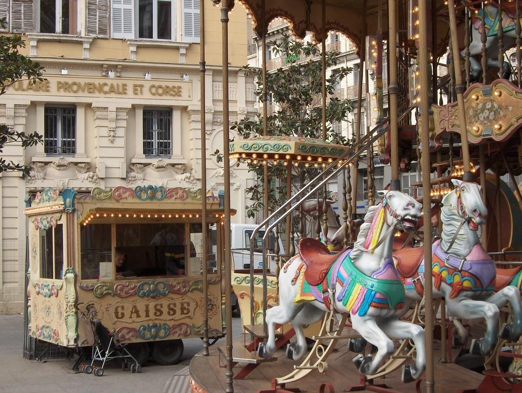 Carousel, Marseilles