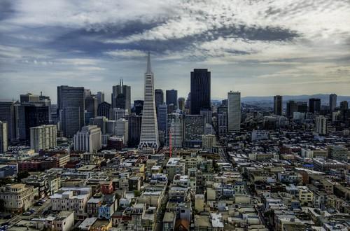 San Francisco Flyby