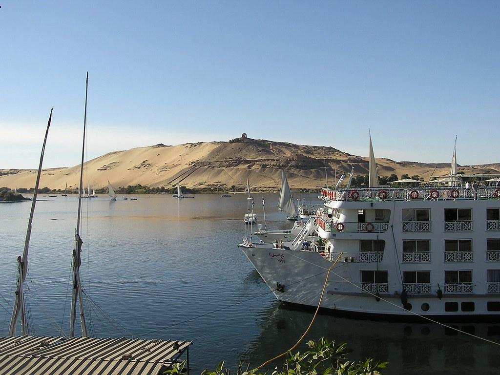 Asuan Aswan Egipto Tumbas de los nobles 100