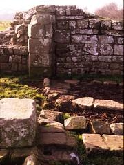 South gate at Birdoswald
