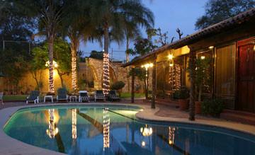 Quinta Don Jose's pool