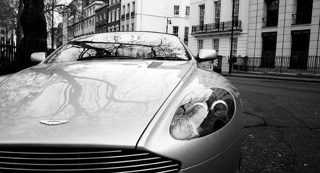 Riches and Kingdom of Heaven, Aston Martin DB9