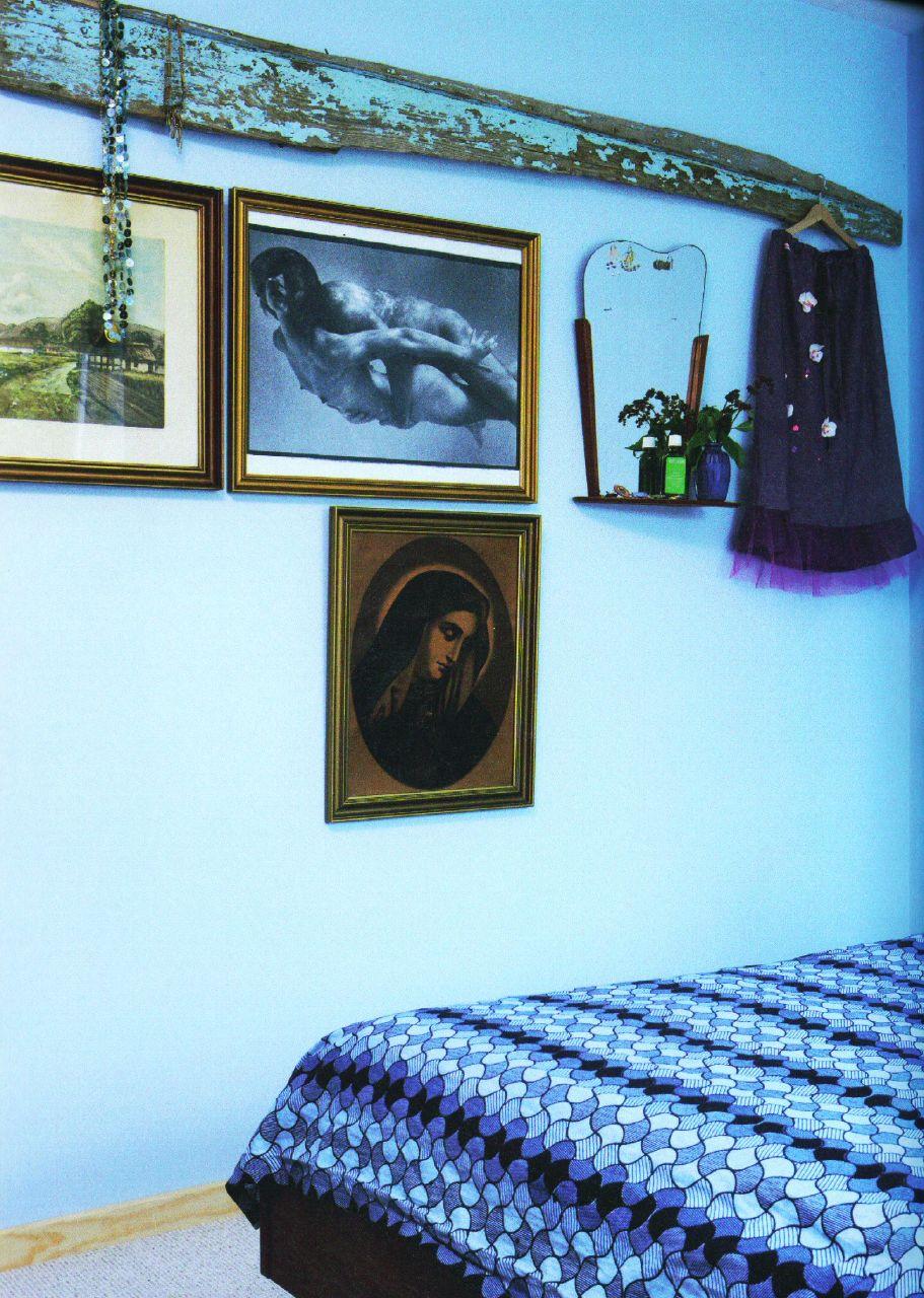 My bedroom in