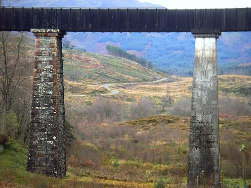Aquaduct near Loch Ard
