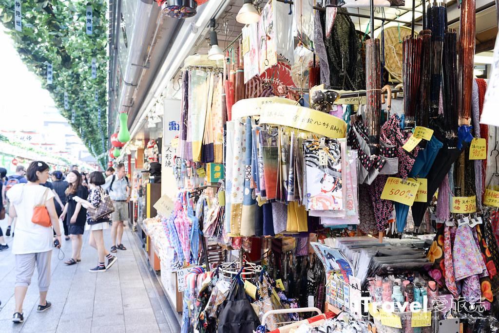 东京浅草购物 仲见世商店街 11