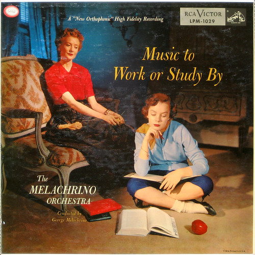 Music to Work or Study By