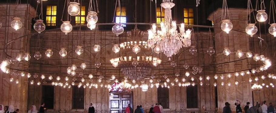 El Cairo Egipto mezquita de Mehemet Ali 103