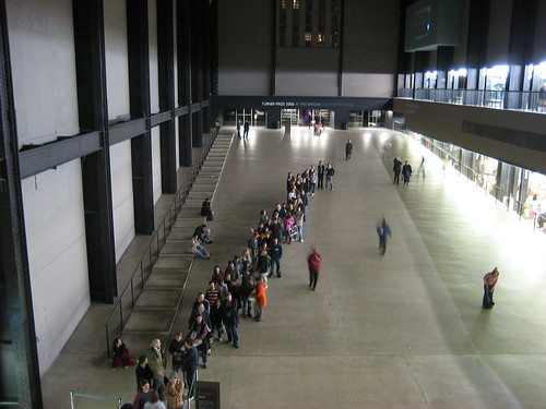 Queue in the Hall by Manic Street Preacher, on Flickr