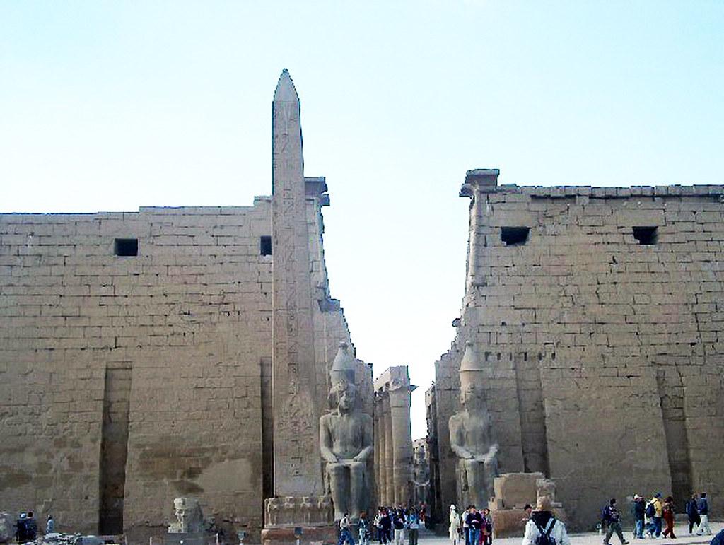 Templo de Luxor Egipto 101