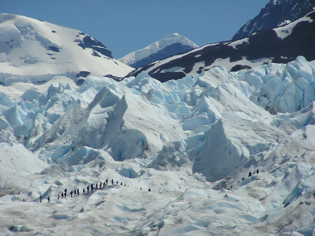 senderismo por Glaciar Perito Moreno Argentina Patrimonio de la Humanidad Unesco 128