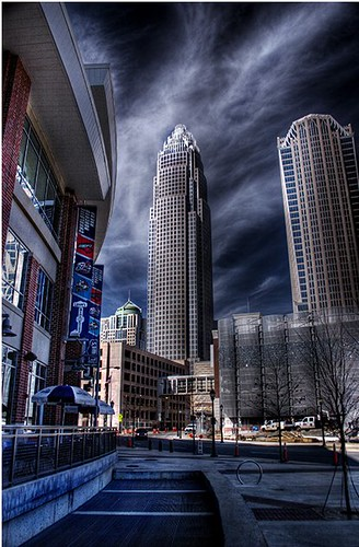Charlotte People Uptown