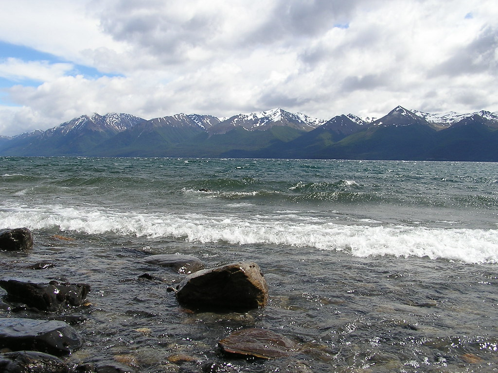 Lago Fagnano y Lago Escondido Argentina 107