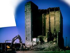 Half a silo by VMOS