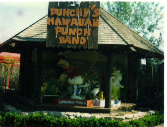 Punchy's Hawaiian Punch Band