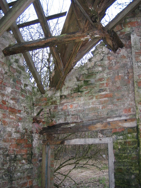 kirkleatham hall stables ruined out buildings 3