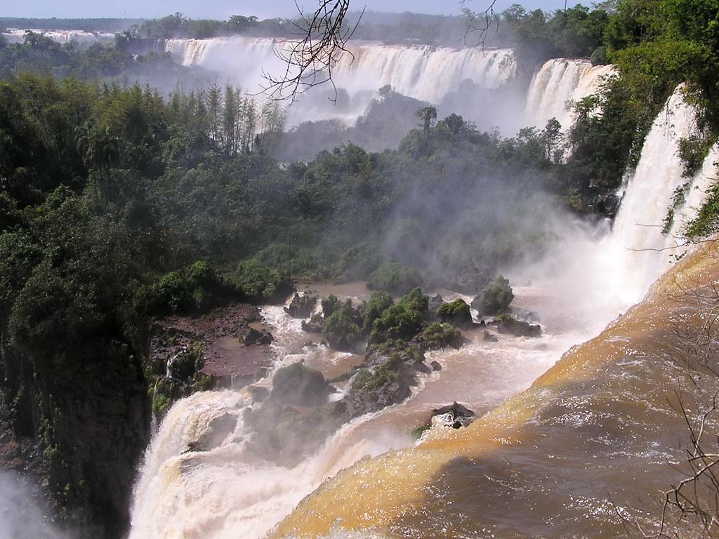Cataratas de Iguazu Brasil 117 Patrimonio de la Humanidad Unesco