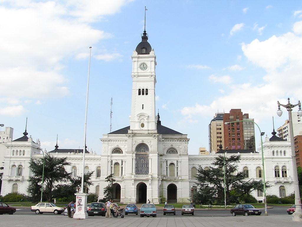 Palacio Municipal de La Plata-Argentina 2